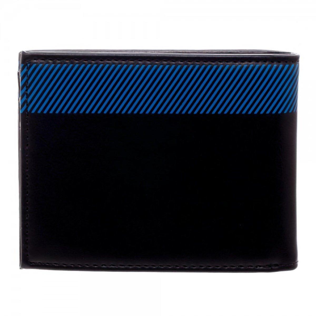 OS, Black Pokemon Group Bi-Fold Wallet