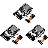 AiTrip 3 Pack ESP32-CAM WiFi + Bluetooth Module Development Board with OV2640 Camera Module