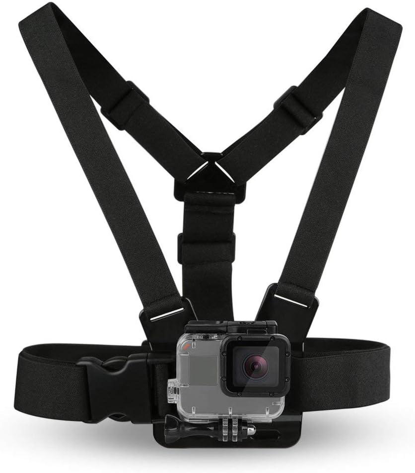 Leoboone Negro Ultra Durable de inmersión Ajustable cámara Gopro ...