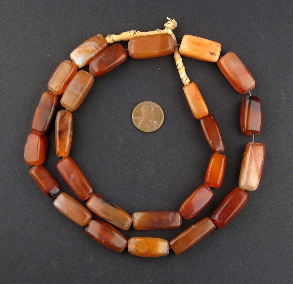 Carnelian Faceted Beads Carnelian AA Quality Gemstone Beads  Bead Size 5x9-6x10 mm Carnelian Nugget Shape Beads