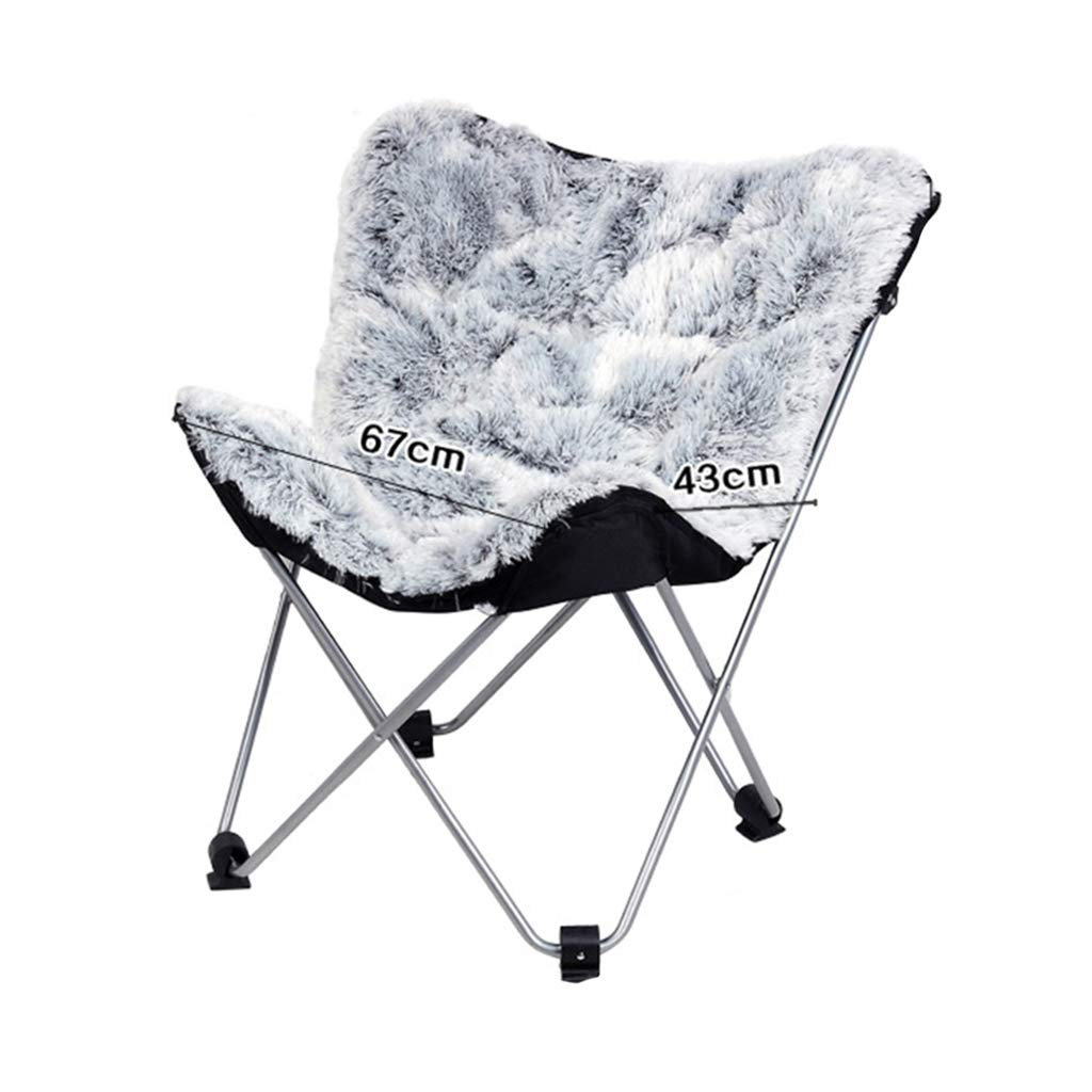Super Amazon Com White Moon Chair Foldable Moon Chair Lazy Chair Forskolin Free Trial Chair Design Images Forskolin Free Trialorg