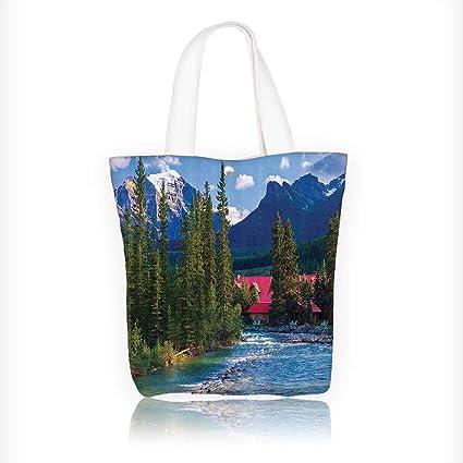 Amazon.com: Bolsas de playa de lona con faldas de Mt ...