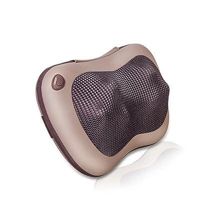 Cuscino Shiatsu Con Massaggio Termico.Iflying Collo Cuscino Massaggiante Shiatsu Massaggio Profondo Con