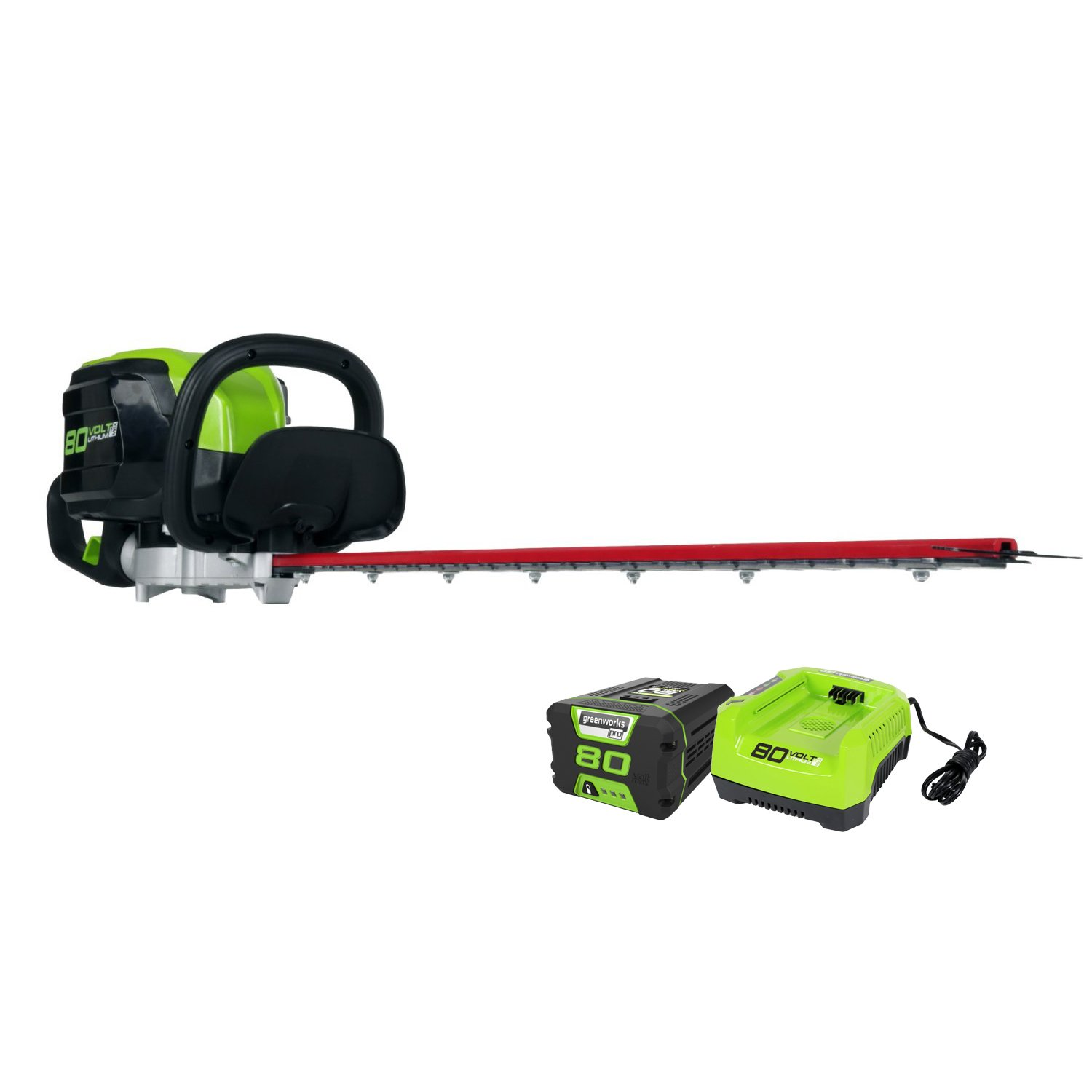 Greenworks PRO 26-Inch 80V Cordless Hedge Trimmer Black Friday Deal
