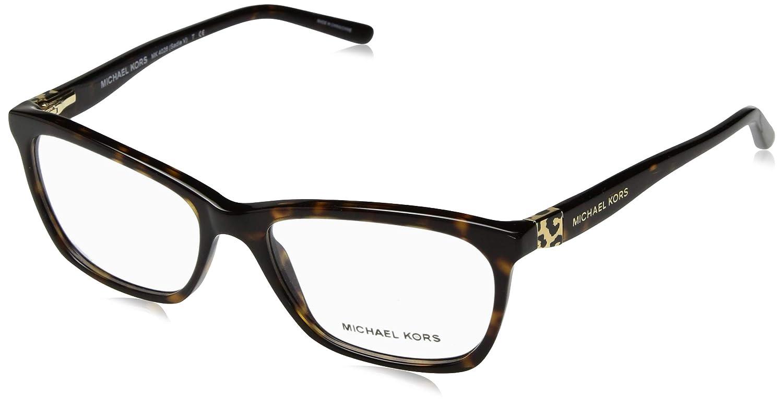 TALLA 53. Michael Kors Sadie V, Gafas de Sol para Mujer