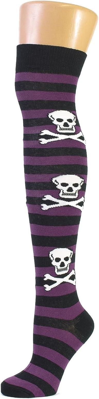 Hat To Socks Chaussettes montantes motif rayures /épaisses nervur/ées