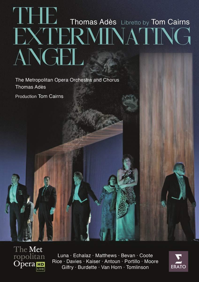 DVD : Thomas Adès - Ades: Exterminating Angel (met) (DVD)