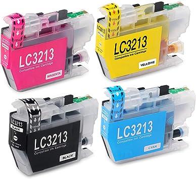 Kingway LC3213 - Cartuchos de tinta para impresoras Brother ...