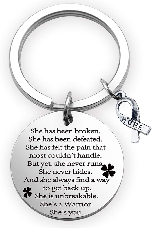 cancer bracelet girl cancer gift woman brain cancer breast cancer gift cancer survivor gift cancer remission chemo bracelet