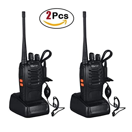Haol Walkie Talkies Recargables de Largo Alcance con ...