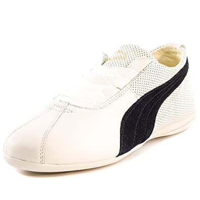 Puma Eskiva Low, Baskets Mode Femme - Blanc (Whisper White/Black),