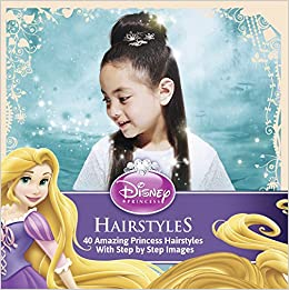 Disney Princess Hairstyles: Edda USA Editorial Team: 9781940787039 ...