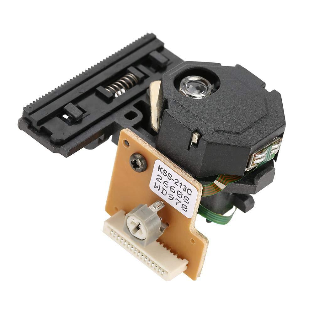Optical Pick-Up Laser Lens KSS-213C Optical Pick-Up Laser Lens for CD//VCD Mechanism Replacement Parts Black