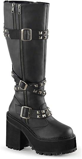 demonia Assault de 203 asst203/BVL: Amazon.es: Zapatos y complementos