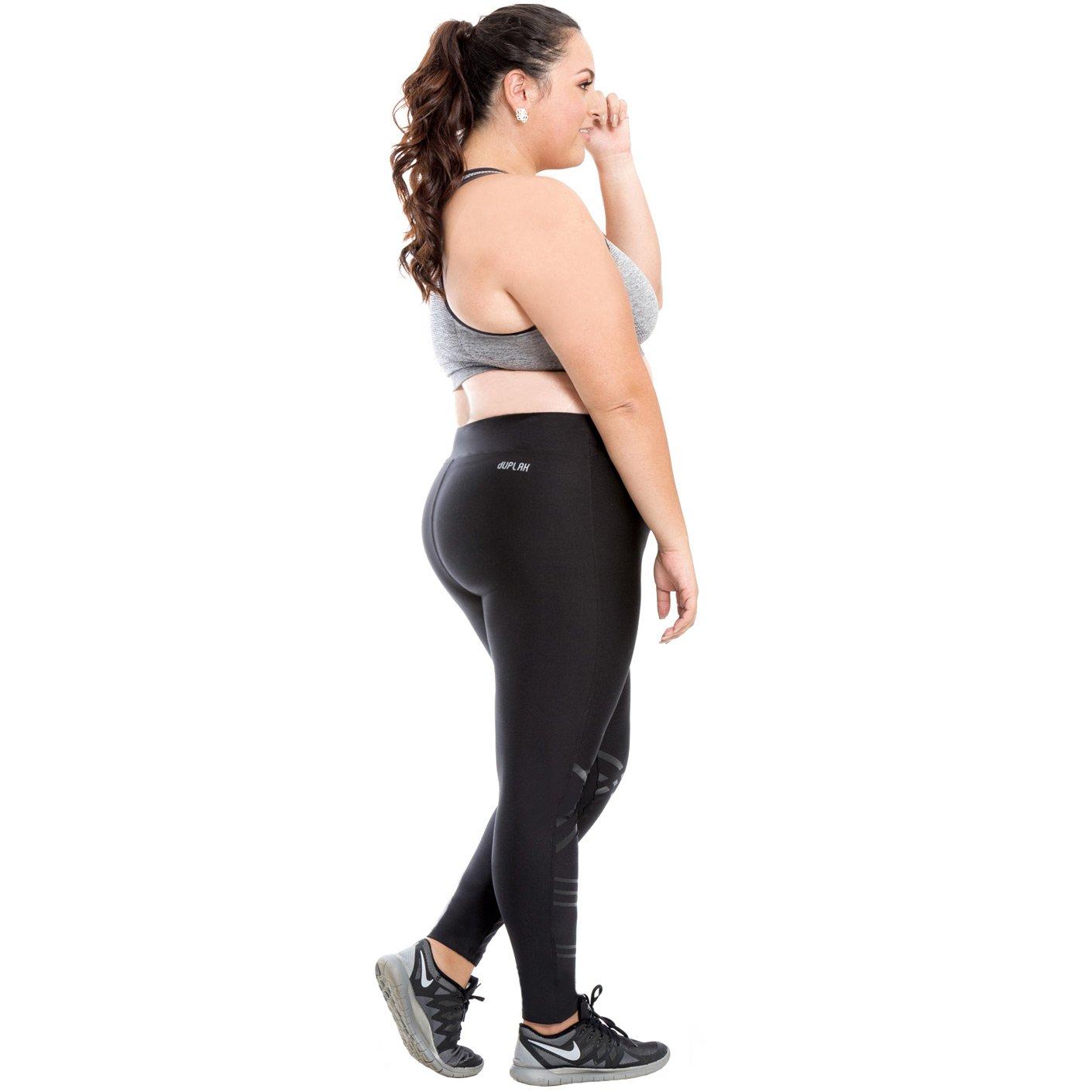 c9933d1dfa9d6 Duplah Rio Womens Fashion Plus Size Leggings Workout Pants Ropa Deportiva  Mujer at Amazon Women's Clothing store:
