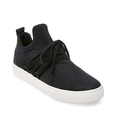 2d39ea7e8b52d Amazon.com   Steve Madden Women's Lancer Fashion Sneaker   Fashion ...
