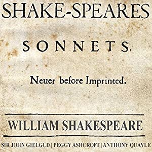 The Sonnets Audiobook