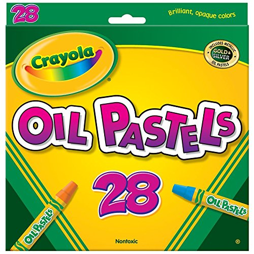 Crayola - Crayola Oil Pastels - -