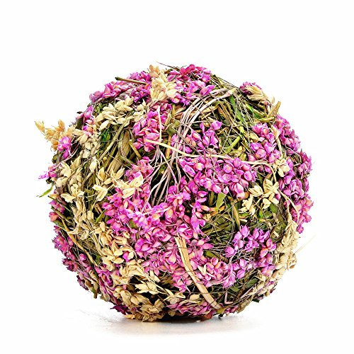 Garden Party File - Byher Natural Preserved Moss Hanging Ball Vase Bowl Filler for Garden, Wedding, Party Decoration (2.8