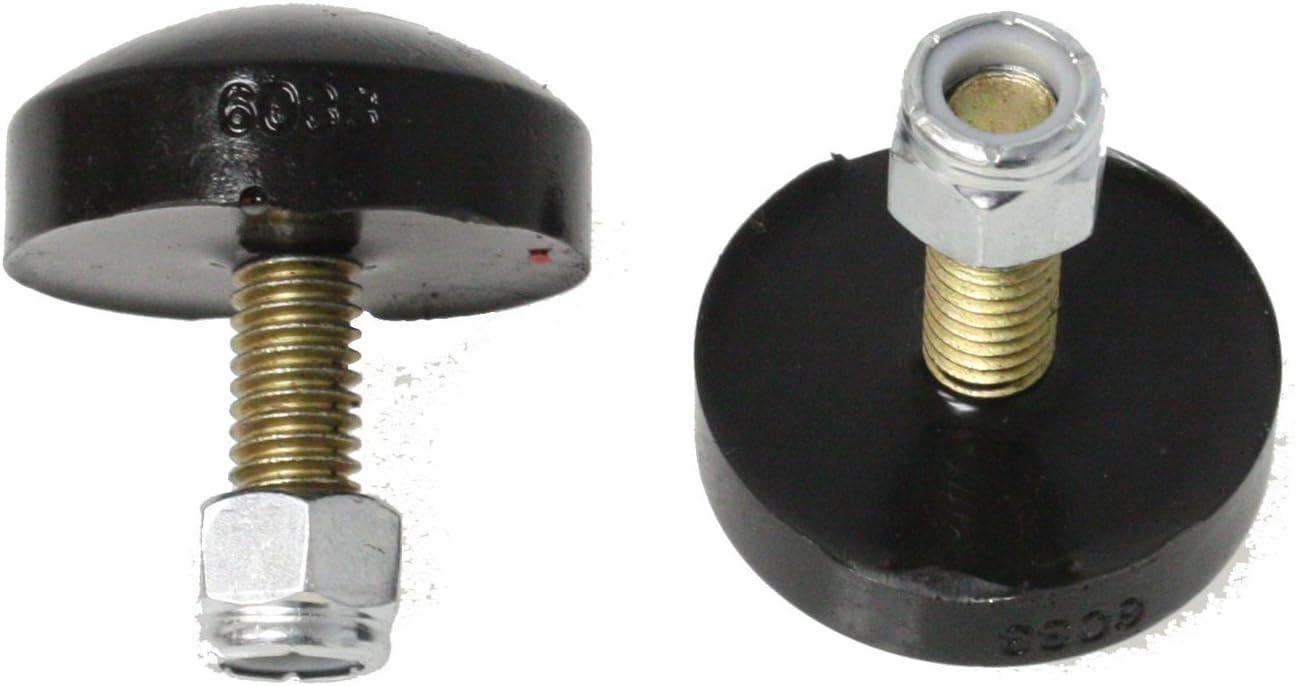 GEN PURPOSE BUMP STOPS 2 Energy Suspension 9.9103G SM