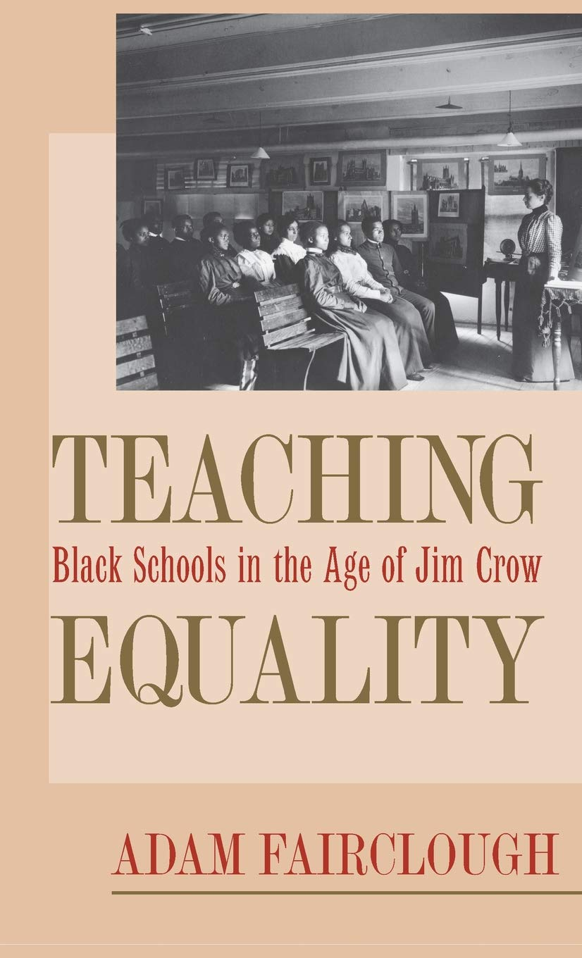 Download Teaching Equality: Black Schools in the Age of Jim Crow pdf