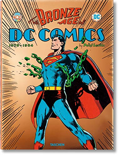Image of The Bronze Age of DC Comics