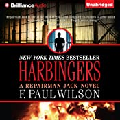 Harbingers: A Repairman Jack Novel, Book 10 | F. Paul Wilson