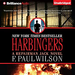 Harbingers Audiobook