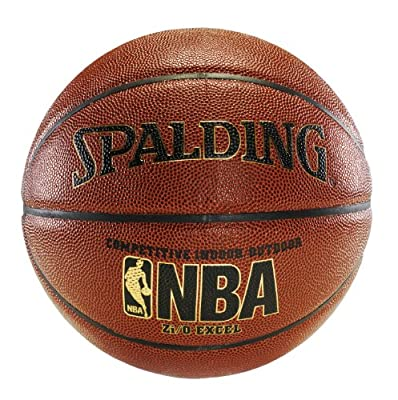 Spalding 64-497 Official Nba Zio Excel Basketball Official Size from Spalding