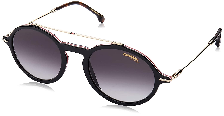 Sunglasses Carrera 195 //S 0WR7 Black Havana 9O dark gray gradient lens