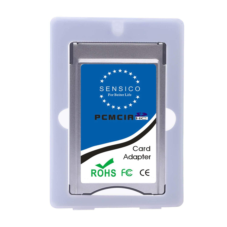 Amazon.com: Lector de tarjetas multimedia PCMCIA Sensico ...