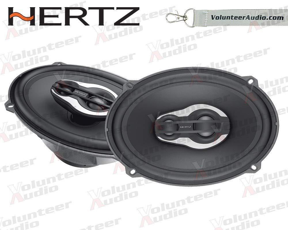 Amazon.com: Hertz MPX690.3 Mille Pro 6x9 - Altavoces de ...