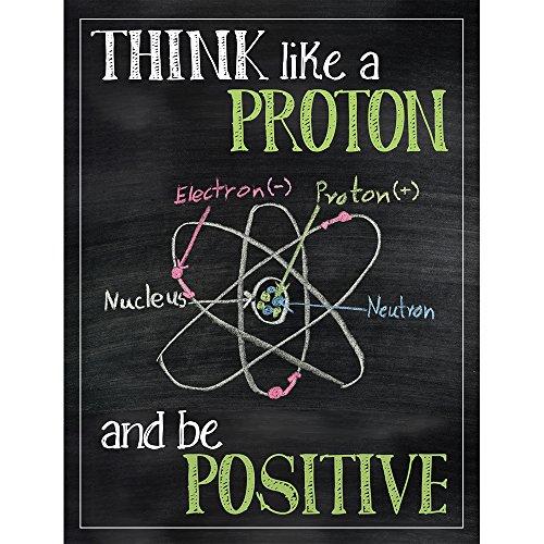 Eureka Think Like A Proton Posters 837189