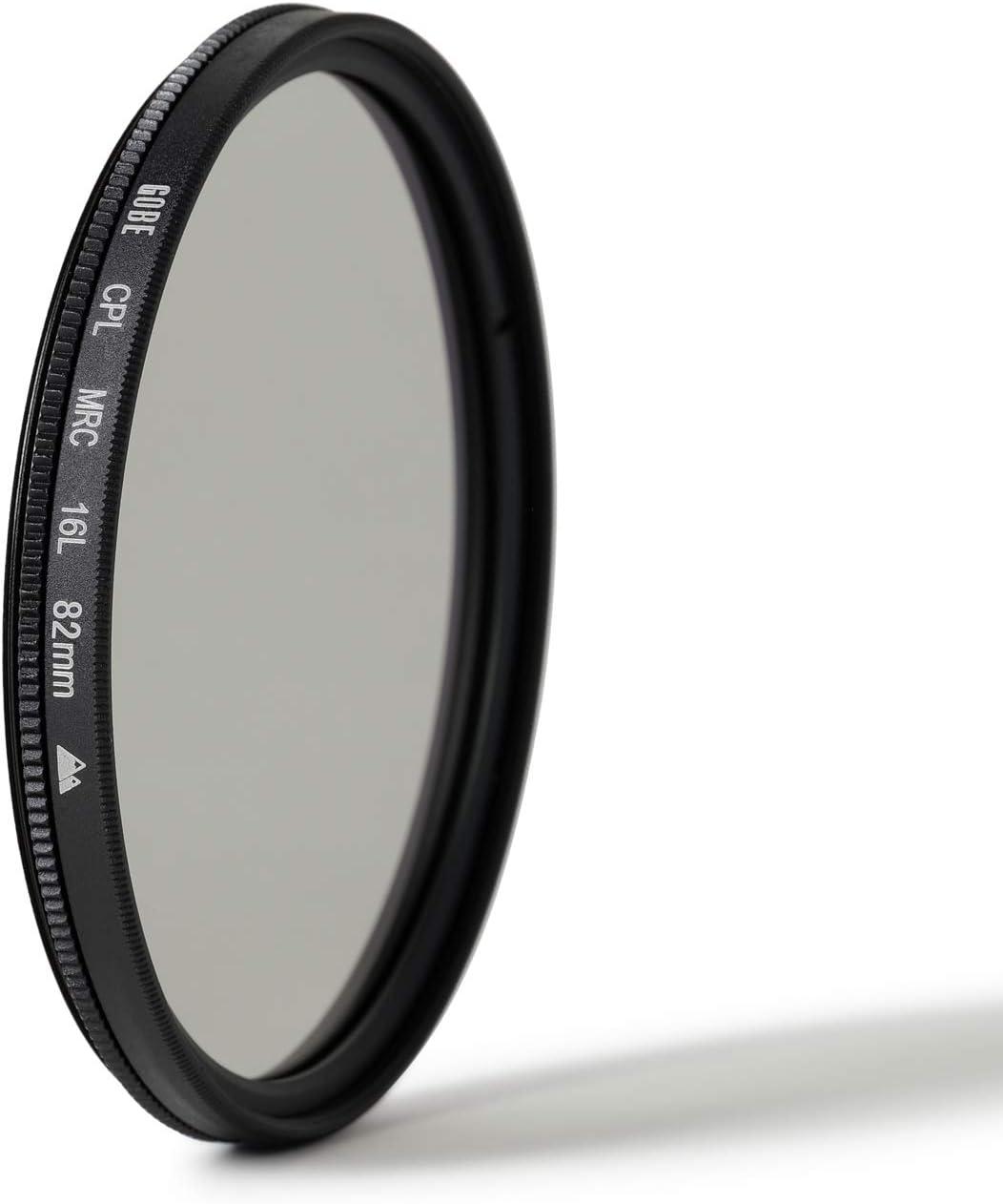 2Peak Lens Filter Gobe 72mm Circular Polarizing CPL