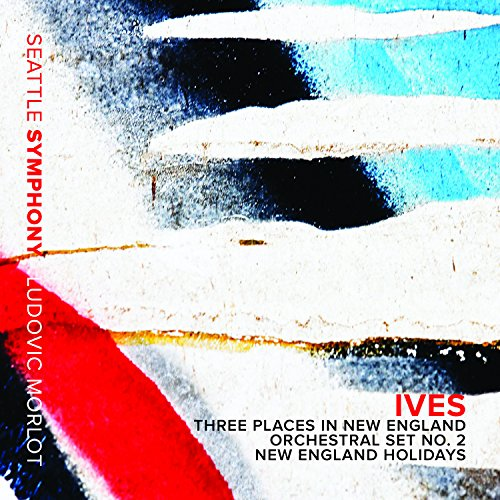 - Ives: Three Places in New England, Orchestral Set No. 2, New England Holidays
