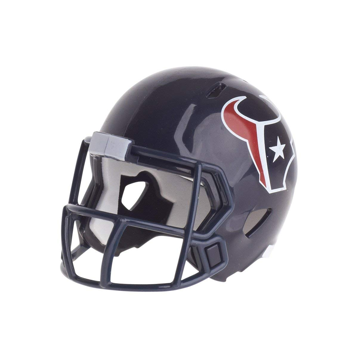 Riddell Houston Texans Originalnachbildung Speed Micro/Kamerahandys/Mini Football Helm 095855320595