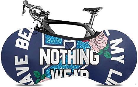 Bicycle Wheel Cover,Dos Cubiertas De Bicicleta Cómodas con ...