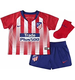 Nike 2018-2019 Atletico Madrid Home Baby Kit 56267af8a5aa8
