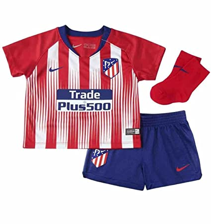 NIKE 2018-2019 Atletico Madrid Home Baby Kit