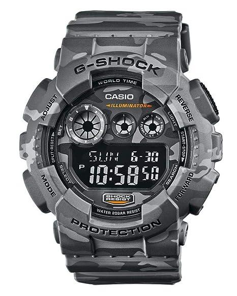 839d241a8183 Casio Men s G-Shock GD120CM-8 Digital Resin Quartz Watch  Casio  Amazon.ca   Watches