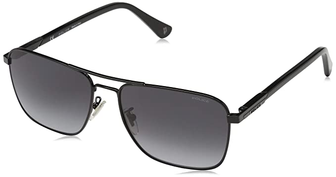 Police WESTWING 3 Gafas de Sol, Negro (Shiny Black/Grey ...