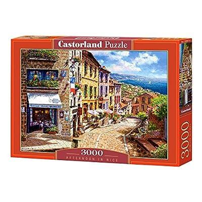 Castorland C-300471Après-midi dans Nice puzzle
