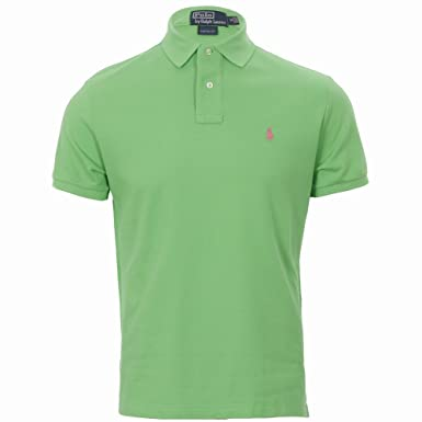 Ralph Lauren - Polo - para hombre Vert - Alfalfa Green L: Amazon ...