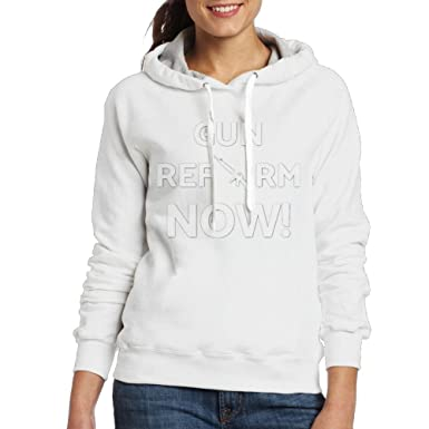 45f52e5b9c9f2 Image Unavailable. Image not available for. Color  Womens March for Our  Lives Gun Reform Women s Pullover ...