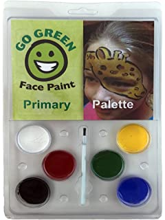 Amazon.com: Face Paint – Certified Organic, Hypoallergenic, All ...