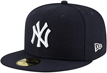 182c5641 New Era Mens New York Yankees MLB Authentic Collection 59FIFTY Cap