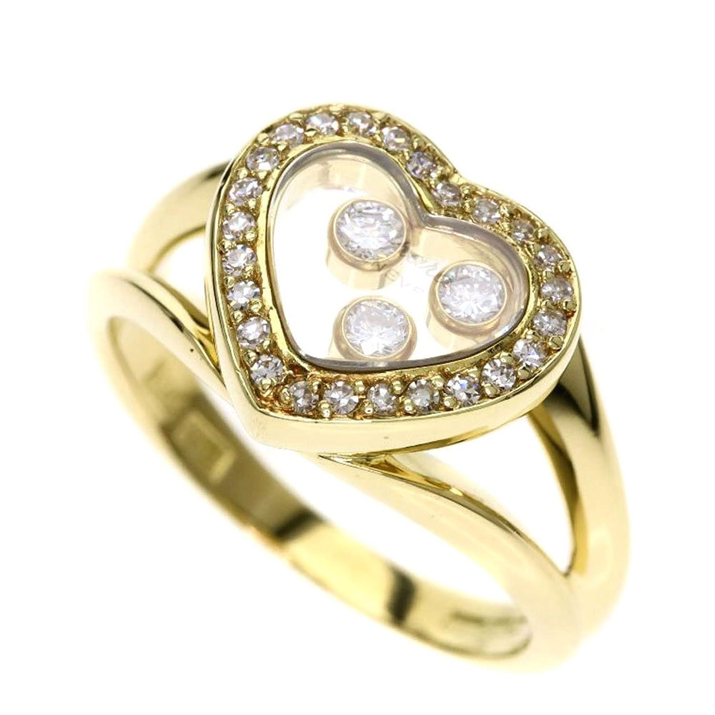 [ショパール]ハッピーダイヤモンド リング指輪 K18イエローゴールド レディース (中古) B07DXGCTLC