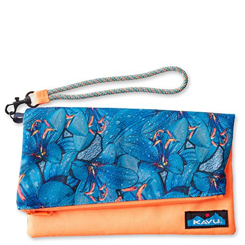 KAVU Roll Up Bag, Electric Lily, One Size