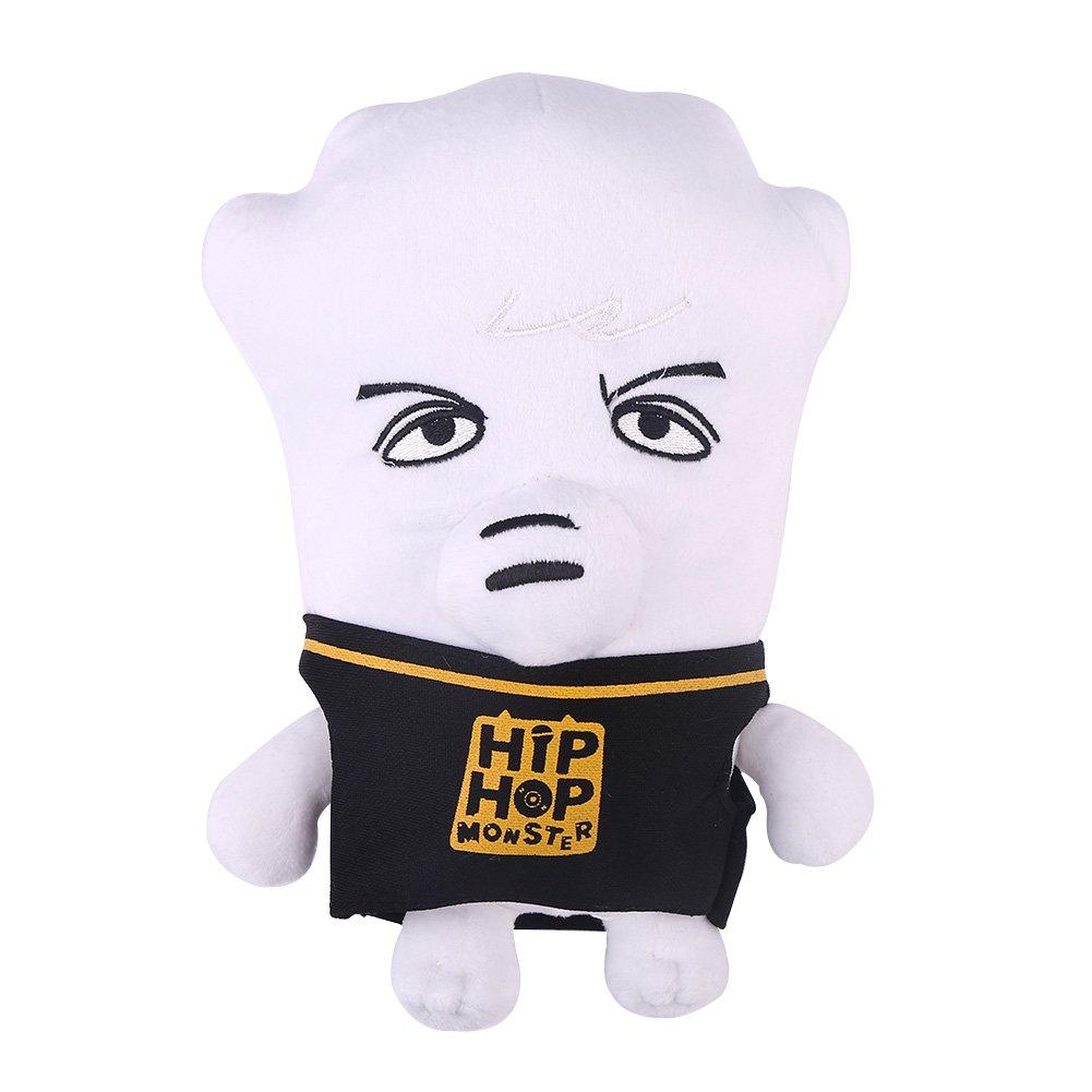 King Mia BTS Bangtan Boys BTS Coussin BTS Pillow Cute Cartoon Peluche Poup/ée D/écoration Coussin BTS Jimin Cadeau pour a.r.m.y BTS Id/éal pour Sofa wohnkultur 23/cm 23cm H01
