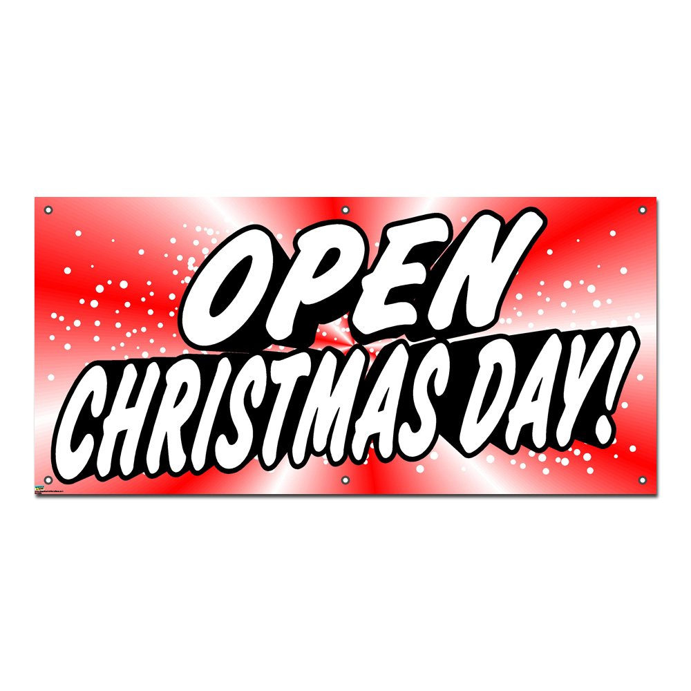 Open Christmas Day.Open Christmas Day Restaurant Cafe Retail Store Business